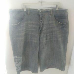 G-unit jean shorts